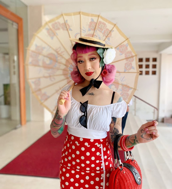 """Don't Be Restricted By Cultural Expectations"" Pinup Alice Meow Talks About Her Experiences As A Taiwanese Pinup Girl"