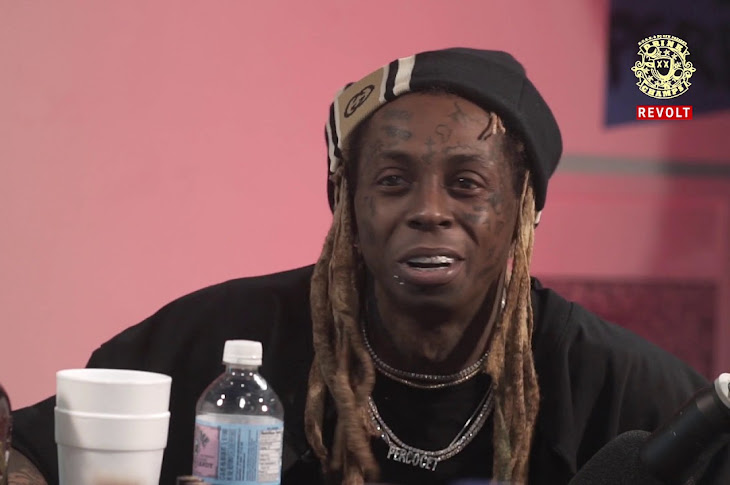 Lil Wayne Appears On Drink Champs