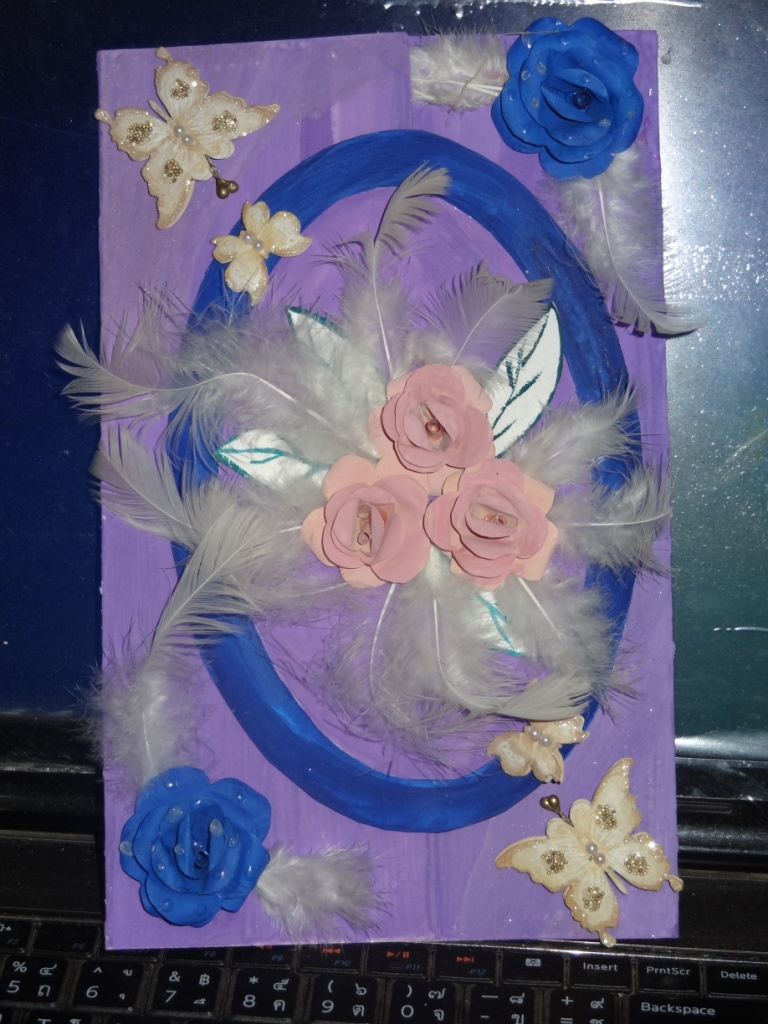 Best Craft Blog: Handmade Cards - Using Quilling and 3D ...