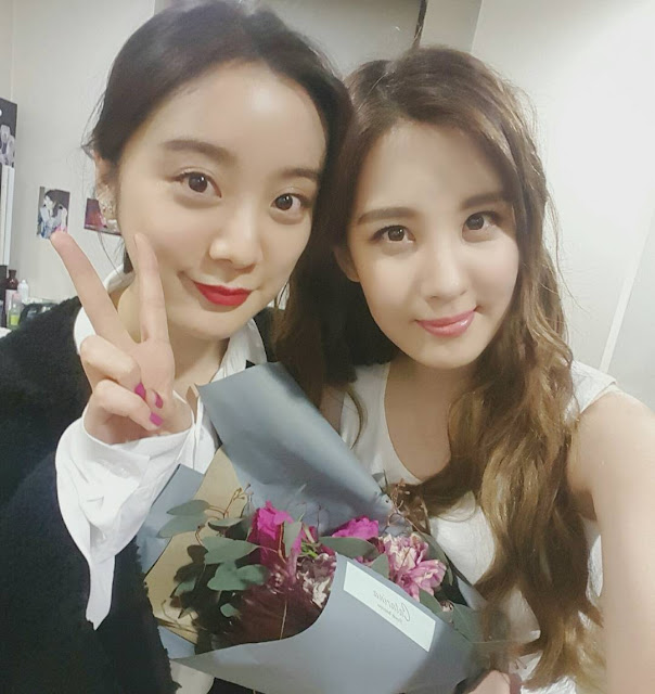 snsd seohyun and wonder girls lim