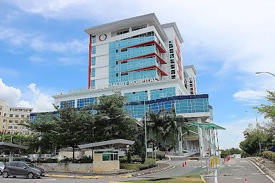 Rumah Sakit KPJ Sabah yang mirip dengan Mall