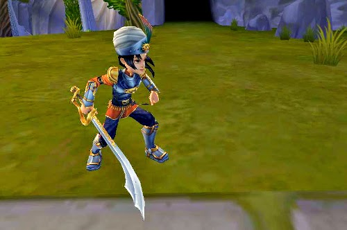 Pirate101 Unknown Henchman Outfit