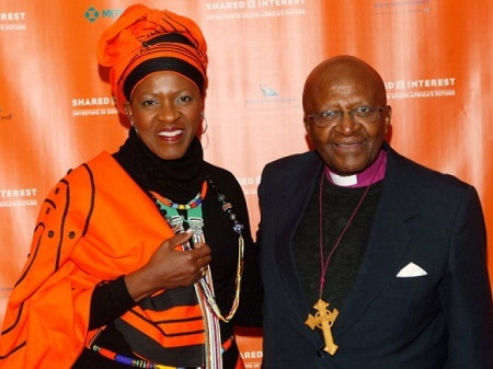 See What Has Happened to Daughter of Anglican Archbishop, Desmond Tutu After Marrying Her Gay Partner