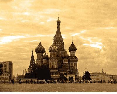 MOSCÚ Y SAN PETERSBURGO 7 días