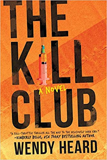 Book Review: The Kill Club, by Wendy Heard
