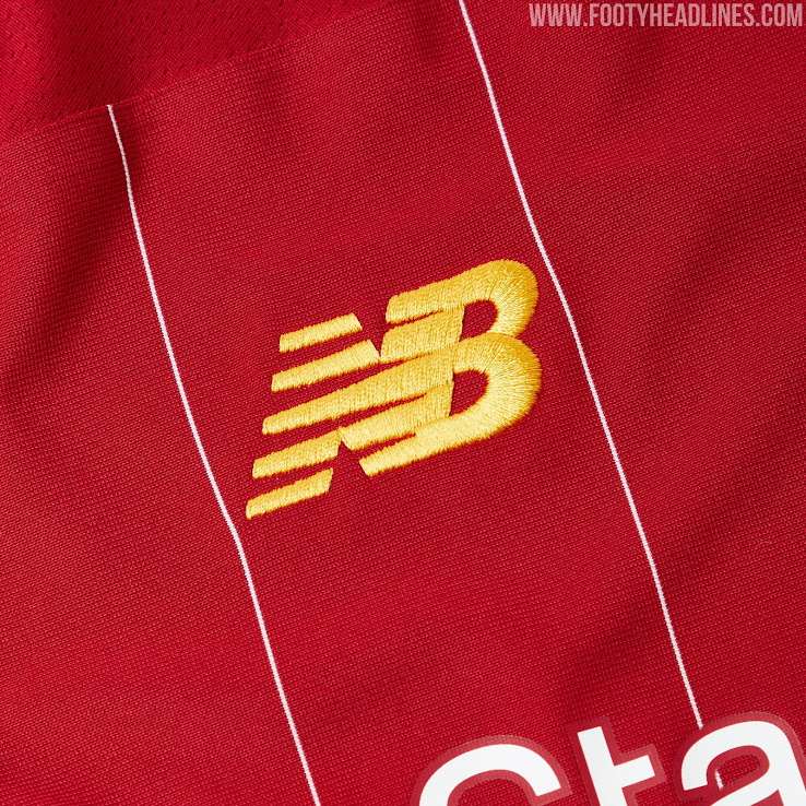 e25d3d56cc7 Liverpool 19-20 Home Kit Released - Footy Headlines