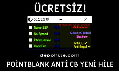 PointBlank TR Global Menu ESP, Mermi Hilesi Anti CB 2021