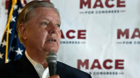 Graham says the Republican-controlled Senate has enough votes to confirm Scotus' candidate