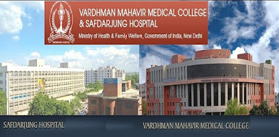 Safdarjung Hospital Delhi Recruitment 2020: 178 Vacancies for Sr Resident Posts