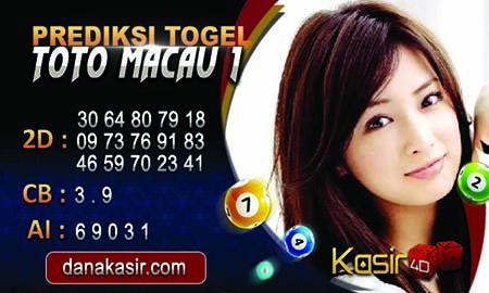 Prediksi Kasir4D Toto Macau Kamis 02 Juli 2020
