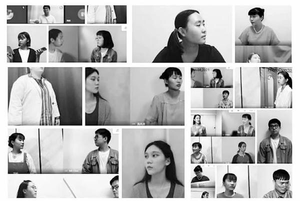 舞台劇「帶我去看魚」 大葉傳藝學程17日線上展演
