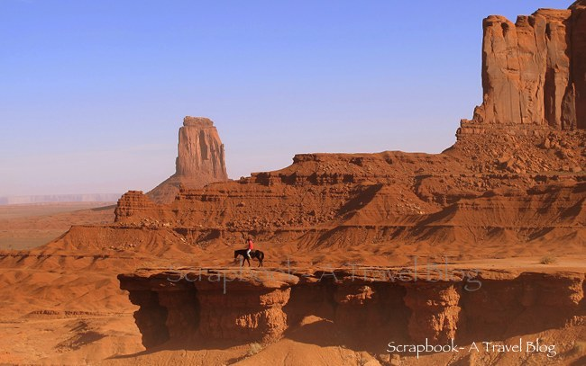 John Ford Point in Monument Valley Tribal Park