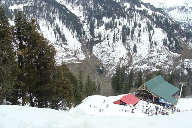 Solang Valley, Best Places to visit in Himachal Pradesh