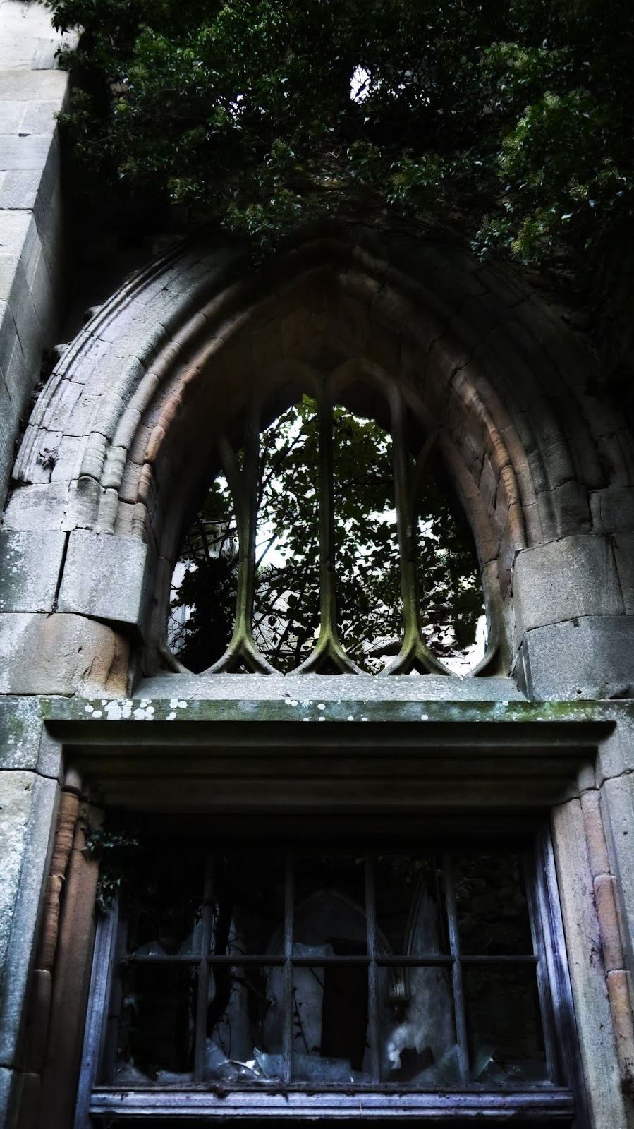 Crawford Priory Window