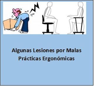 Lesiones por Malas Prácticas Ergonómicas 1
