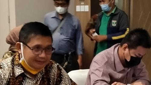 45 Anggota Dewan Ikuti Bimtek dan Peningkatan Kapasitas, Ini Harapan Ketua DPRD Kota Padang