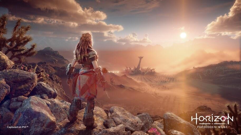Horizon Forbidden West, PS5, Game, Scenery, 4K, #5.2186
