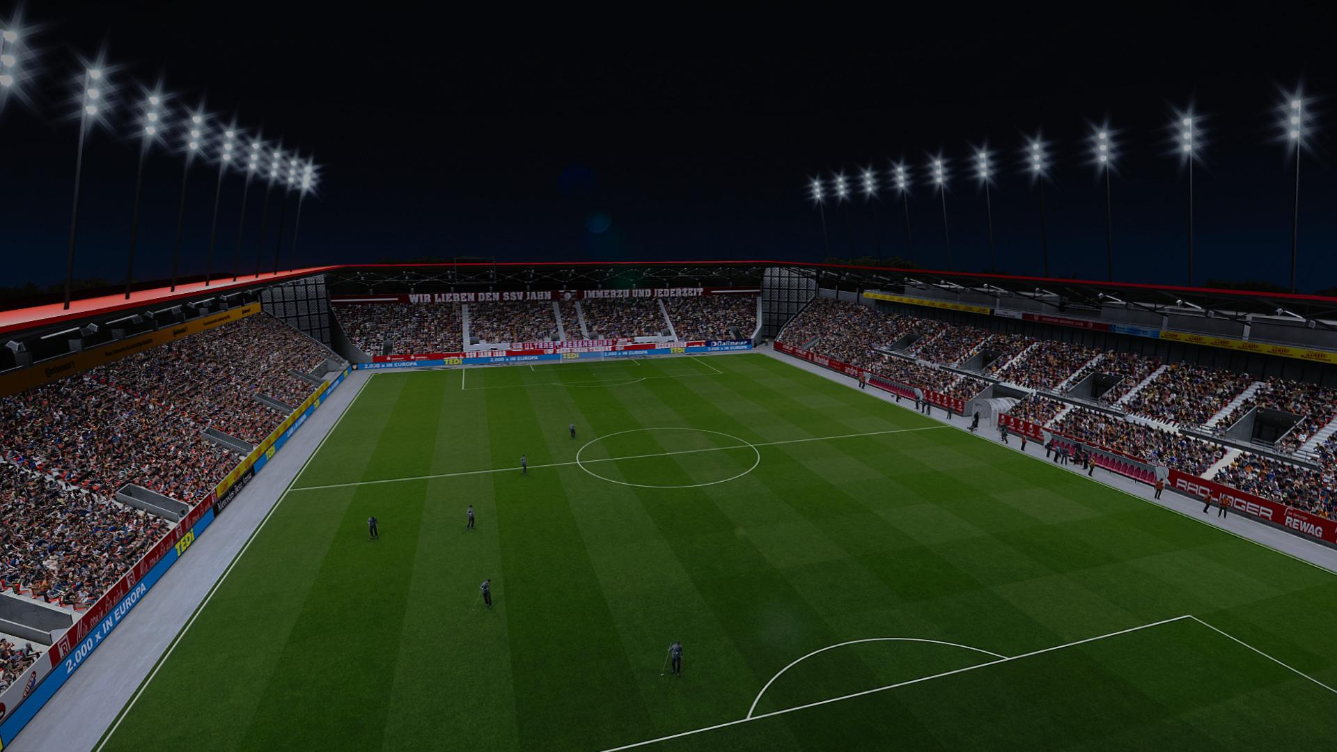 PES 2021 Jahnstadion Regensburg