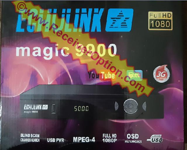 ECHULINK MAGIC 9900 HD RECEIVER SOFTWARE UPDATE