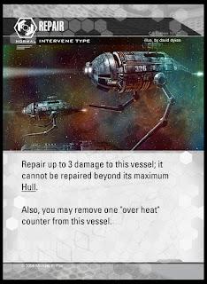 Intervene type: Repair