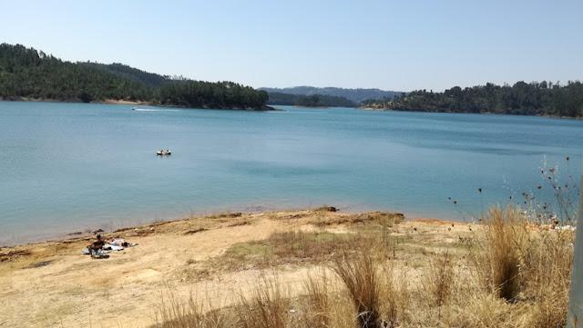 Praia Fluvial de  … <a href=