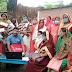 प्रधानमंत्री ग्रामीण डिजिटल साक्षारता अभियान के तहत बांटा प्रमाणपत्र