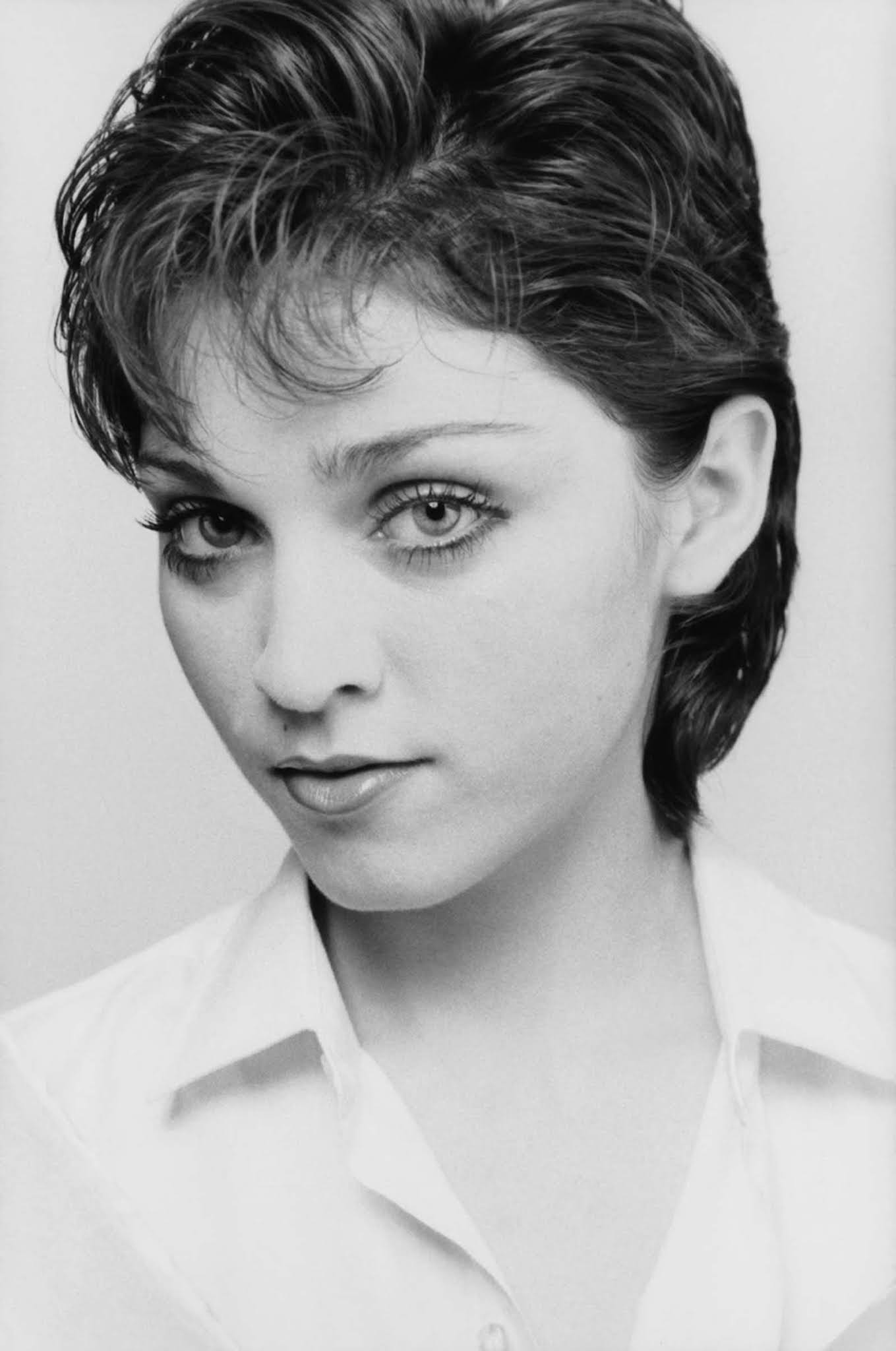 young madonna photos