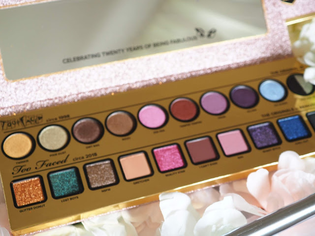 Too Faced TF20 Collection Celebrating 20 Years of Too Faced