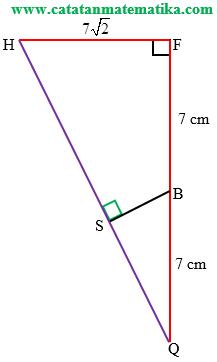 Dimensi Tiga Jarak Titik ke Bidang