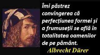Maxima zilei: 21 mai - Albrecht Dürer