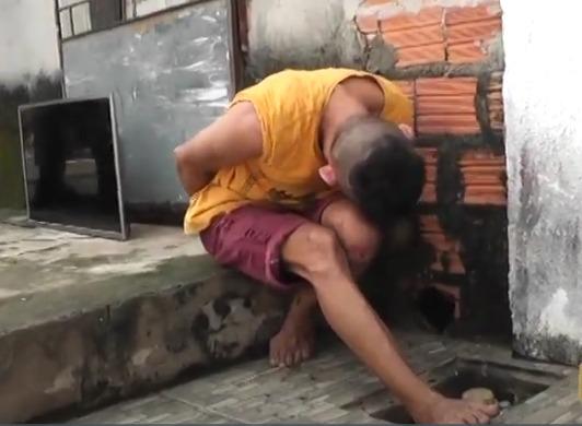 'Júnior da Galinha' sofre tentativa de linchamento após furto em Bacabal