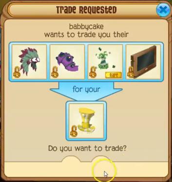 Trading system lol