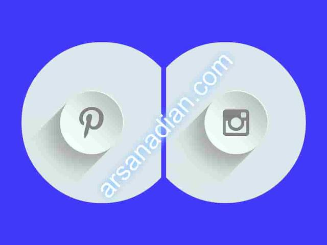 Perbedaan Pinterest dengan Instagram