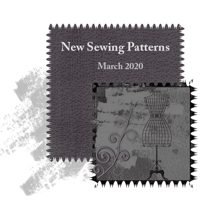 new released sewing patterns may indie designers companies updates pdf paper list