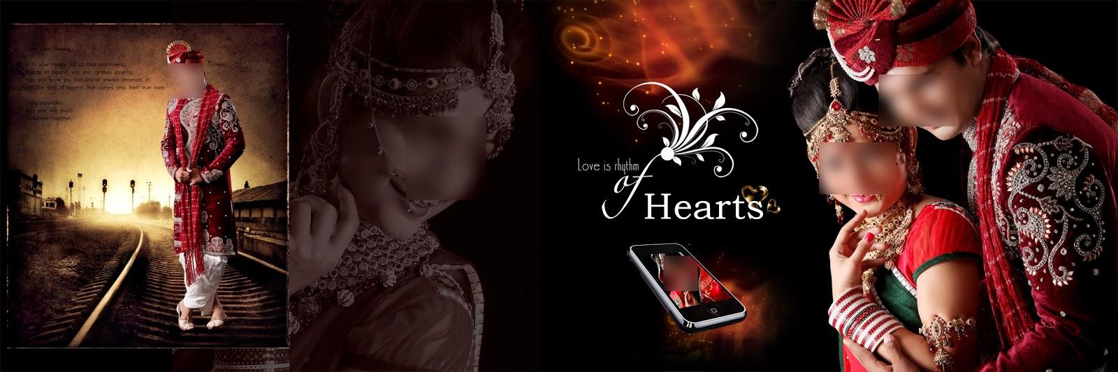 Indian Album Design 12×36
