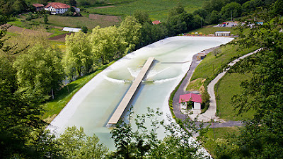 Wavegarden 2.0 Kunstmatige Golf Baskenland