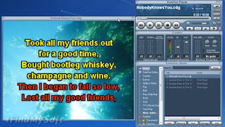 Karafun Player software karaoke PC terbaik