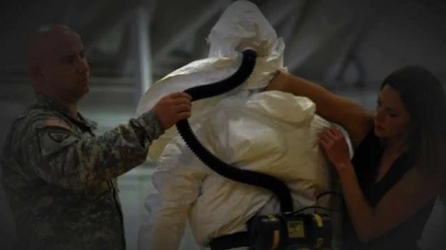 China Kuak Fakta COVID-19 dan Pusat Senjata Biologis Militer Amerika