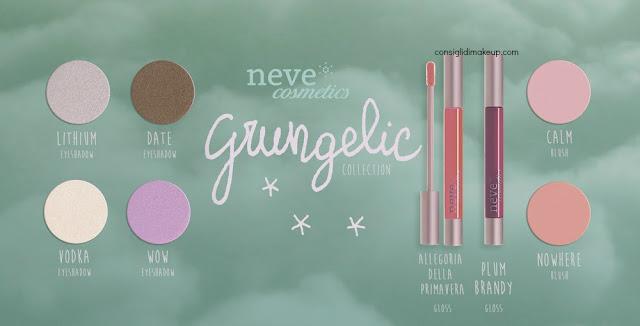 Grungelic Neve Cosmetics