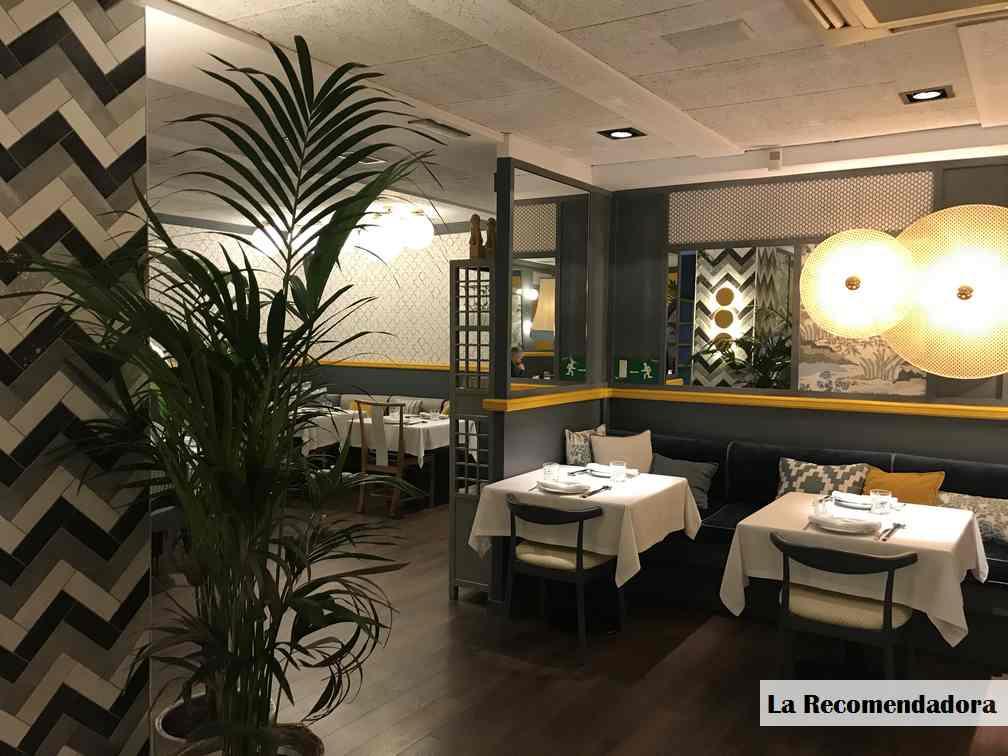 Restaurante Hutong en Madrid