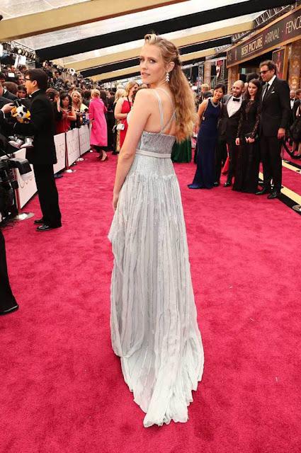 Teresa Palmer at 89th Annual Academy Awards
