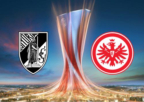 Vitoria Guimaraes vs Eintracht Frankfurt -Highlights 3 October 2019
