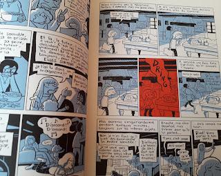 planche L'arabe du futur BD de Riad Sattouf  tome 4 une jeunesse au Moyen-Orient 1987-1992