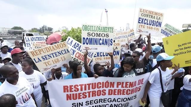 NP: A ocho años de la Sentencia 168-13, urgen soluciones para dominicanos desnacionalizados