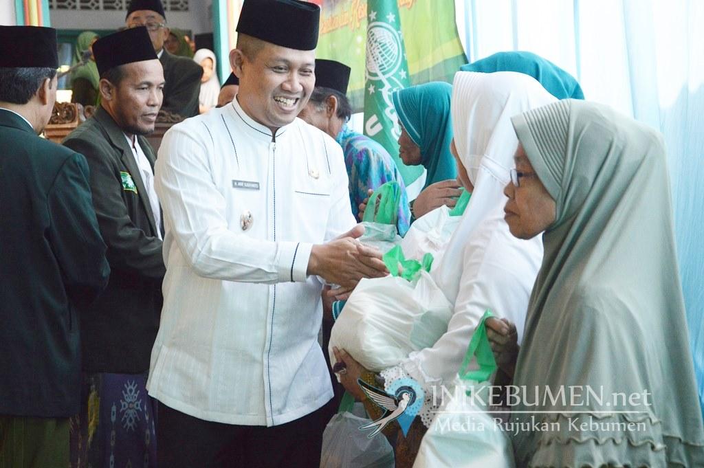 Wakil Bupati Kebumen Bakal Gelar Safari Shalat Subuh Berjamaah