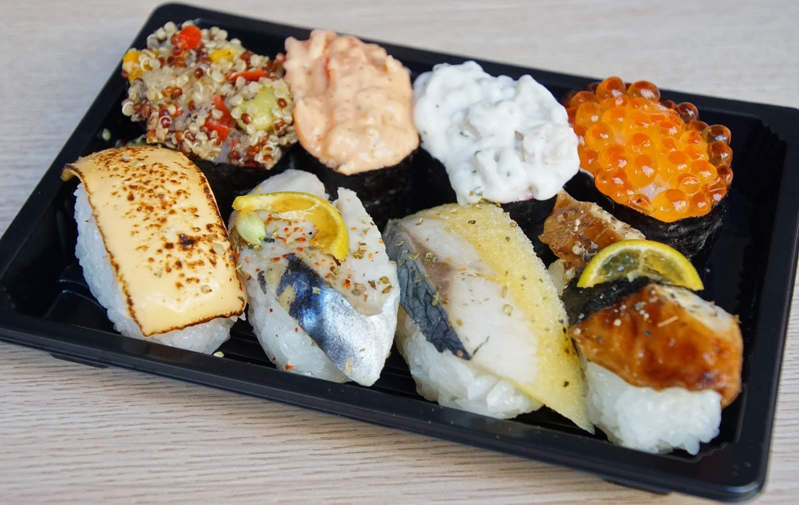 [台南][中西區] 川之瀧壽司/丼飯專賣|街邊的一人小店|食記