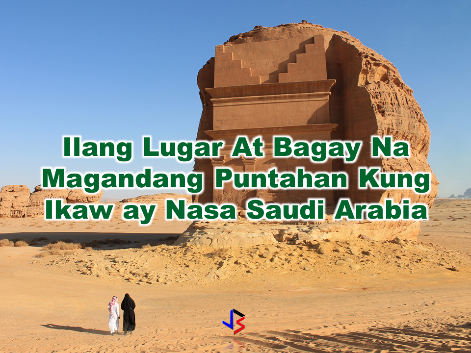 "Saudi Arabia is a second home to thousands of expatriates including Overseas Filipino Workers who are working at this oil-rich country. But aside from being a good place to work, there are still a lot of things other countries should know about Saudi Arabia. Advertisements When people think of Saudi Arabia, the first thing that will come to their mind is of course , the desert, the scorching heat, and the sandstorm. Nobody would believe if you tell them that you can enjoy beautiful scenery and landscape. Sponsored Links For the few that came to see the real beauty of Saudi Arabia, it is definitely a country to visit. Here are some god things to know about Saudi Arabia that would make you want to go there:  Neom Saudi Arabia is building a new mega city across Egypt-Iran border which will be entirely powered on renewable energy. The city named ""Neom"" is 33 times larger than New York City.  Neom is a futuristic city situated in an area where the desert meets the Red Sea.     Riyadh Derived from its original name ar-Riyadh which lirerally means, ""the gardens"", the fascinating facade of the city reveals its beauty when the night falls.   The flowers of Yanbu Who would think that a desert city of Yanbu could have amazing flowers and in fact they have a festival about it? The Yanbu flower festival happens yearly which starts from March through April.     Ain Hith Underground Cave    The Ain  Heet cave, also in Riyadh allows you to do free scuba diving and explore the natural beauty of under water rock formation you never thought possible in Saudi Arabia.        Asir Region               Tabuk     Can you find snow in the desert? Definitely yes. If you would happen to spend your winter at the Tabuk region.    Arabian Wildlife    Rock Formations     The next time you think about Saudi Arabia, you will not look at it as boring as you perceived before. Saudi Arabia is not a mere hot sandy desert but an exciting place to behold. Advertisement Read More:      ©2017 THOUGHTSKOTO"