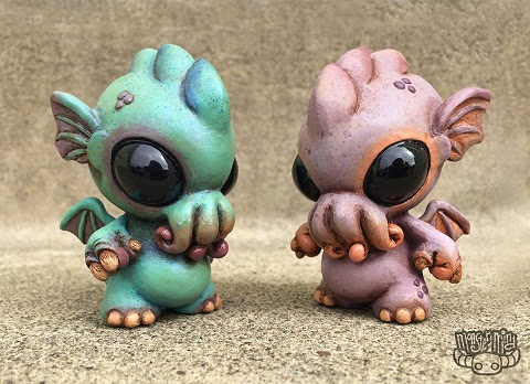 Meet Monster Mind Sculpts!