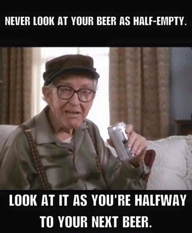 1936153_1703786656573441_8873175257506359630_n musings over a pint five o'clock friday optimism,Beer O Clock Meme