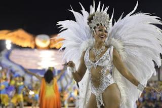 Карнавал в Рио - часть вторая